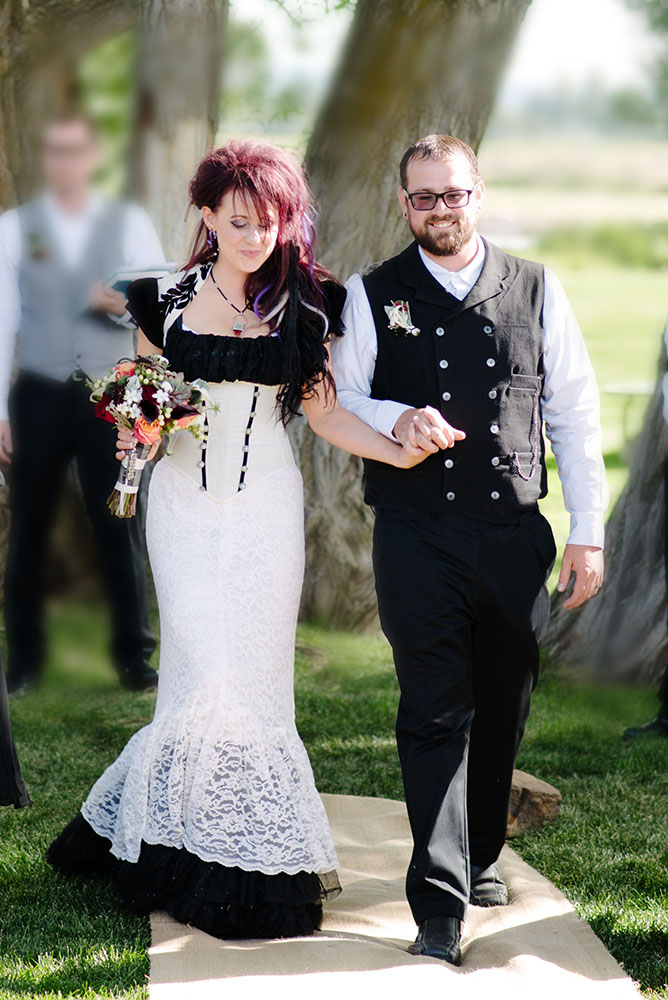 Steampunk Wedding Attire Mcgrew Studios