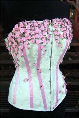 roses corset 1