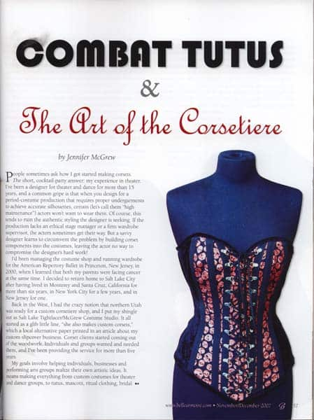 Belle Armoire combat tutu article p57