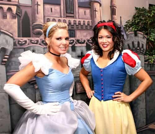 Custom Disney Princesses: Omniture