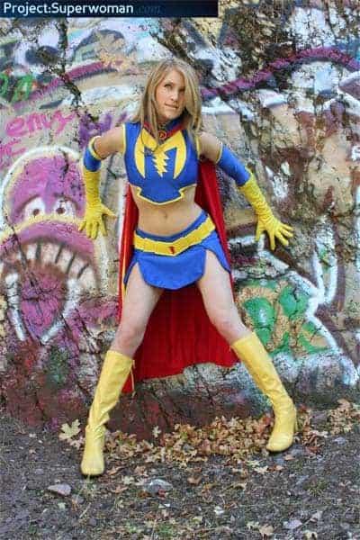 Custom Superheros: Mindy Marvel