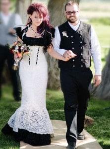 Steampunk Wedding Attire