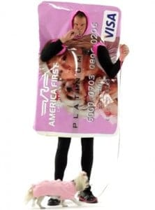 Custom Visa Card Costumes: America First Credit Union