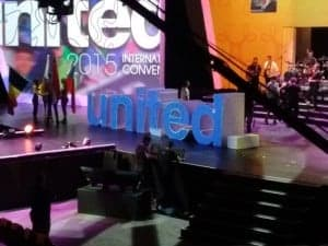 Giant Custom Stage Props for USANA