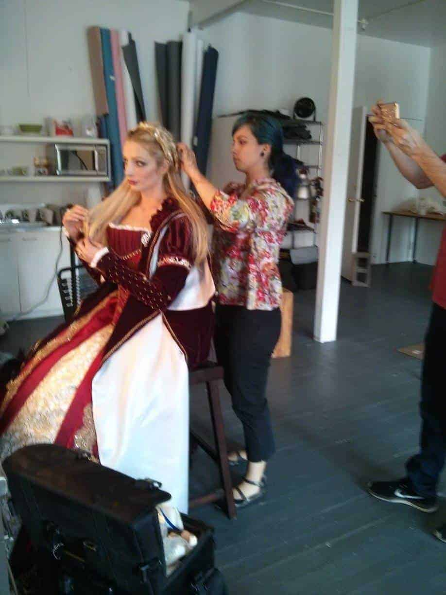 bts_hair_makeup1_16th_century_costume_miss_italy_multiverse
