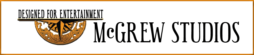 Designed for Entertainment: McGrew Studios