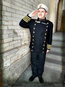 Custom Tailoring: Royal Manticoran Navy Uniforms