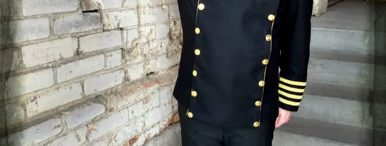 Royal Manticoran Navy Custom Uniform