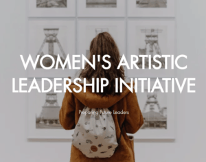 Women's Artistic Leadership Initiative 2019